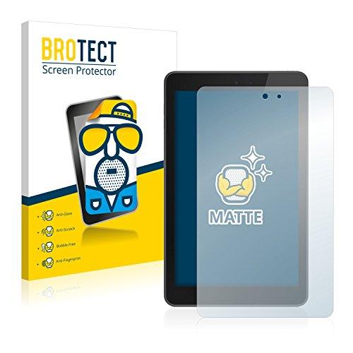 BROTECT 2X Entspiegelungs-Schutzfolie kompatibel mit Dell Venue 8 3840 Bildschirmschutz-Folie Matt, Anti-Reflex, Anti-Fingerprint