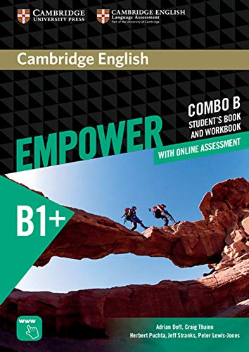 Cambridge English Empower Intermediate (B1+) Combo B: Student's book (including Online Assesment Package and Workbook)