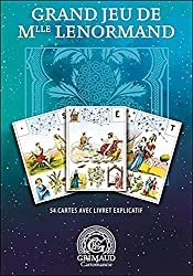 Jeu de cartes du Grand Lenormand