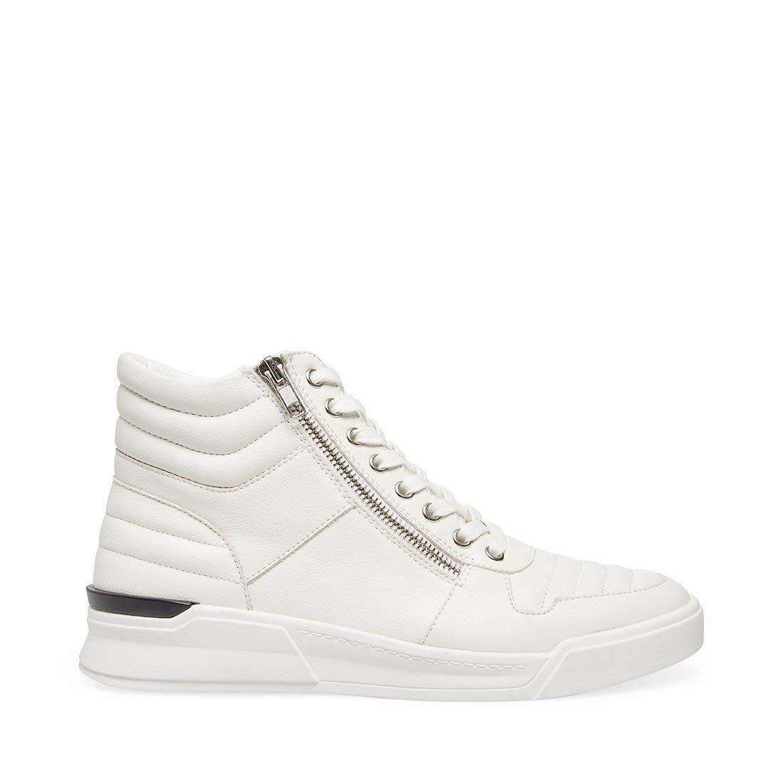 Steve Madden Caldwell Sneaker White