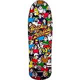 Powell-Peralta Bucky Lasek Stadium - Tabla de skate (25,4 x 80 cm)