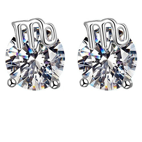 Look at these earrings, they would be perfect gift ideas for a virgo woman!
