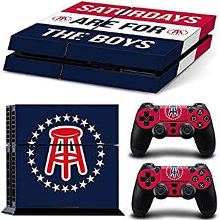Saturdays Are For The Boys Gaming Skin from Barstool Sports - PS4