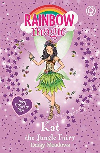 Kat the Jungle Fairy: Special (Rainbow Magic Book 1) (English Edition)