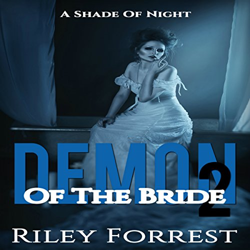 A Shade of Night audiobook cover art