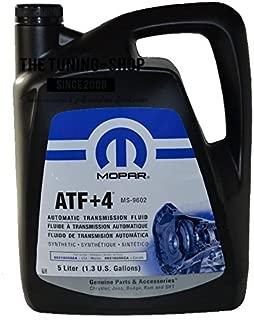 Mopar ATF + 4 5L Fluido de transmisión automática