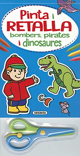 Bloc Pinta I Retalla Bombers, Pirates I Dinosaures