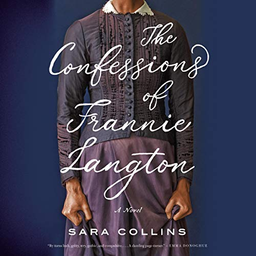 The Confessions of Frannie Langton audiobook cover art