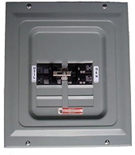 Generac 6334 100-Amp Manual Transfer Switch Single Load for Portable Generators