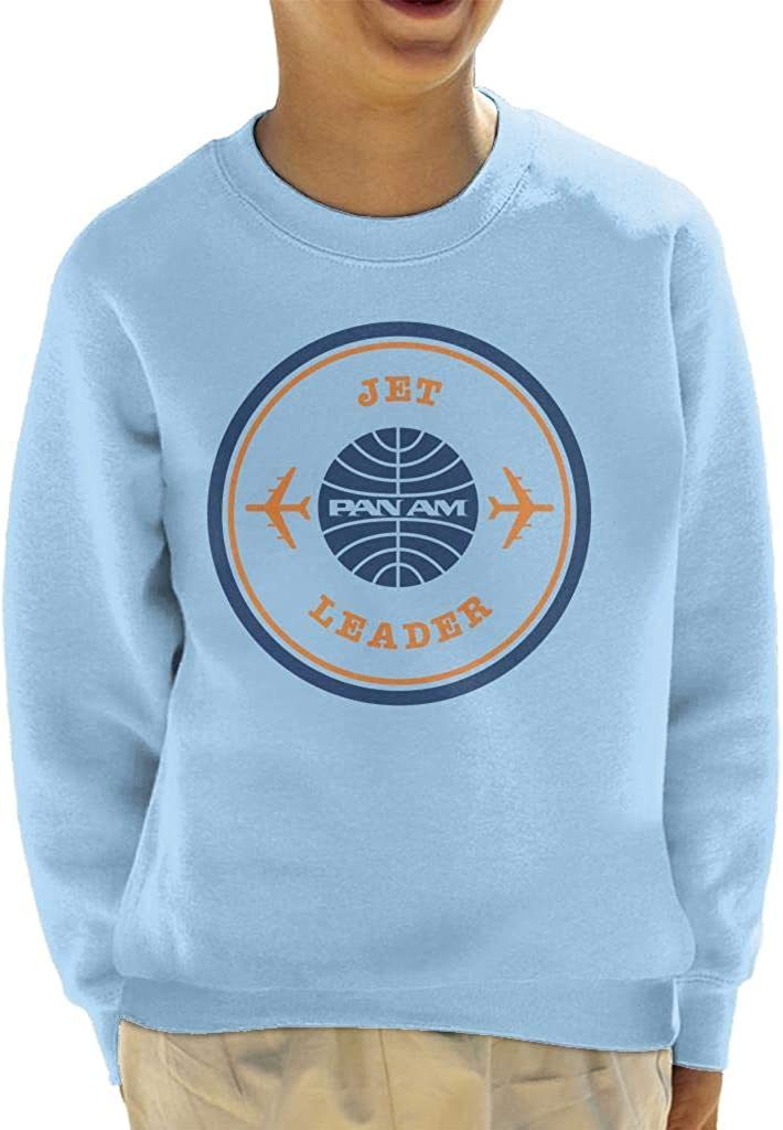Pan Am Jet Leader Kid's Sweatshirt