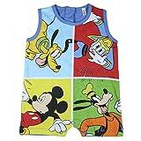 Cerdá Bebe Niño de Disney Donald, Pluto, Goofy y Mickey-6 Meses-100% Algodon Pelele, Azul, 6 Meses para Bebés