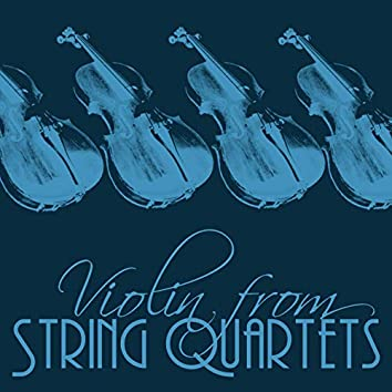 Violin from String Quartets