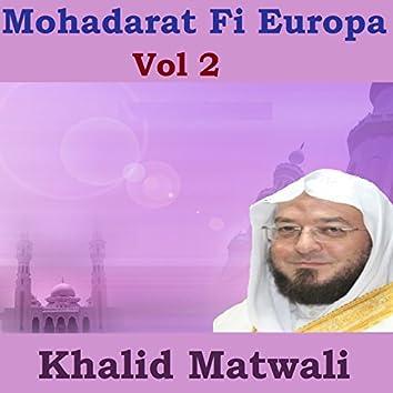 Mohadarat Fi Europa Vol 2 (Quran)