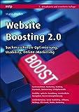 Fischer, Mario: Website Boosting 2.0: Suchmaschinen-Optimierung, Usability, Online-Marketing