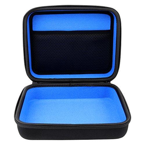 reVRsed Premium Tasche für Oculus Go, Samsung Gear VR und Virtual Reality Brille inkl. Zubehör (Electric-Blue)