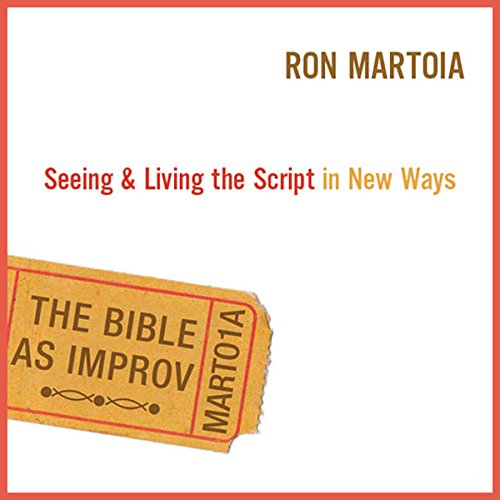 The Bible as Improv audiobook cover art