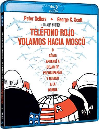 ¿Teléfono Rojo? Volamos Hacia Moscú (Edición 2017) [Blu-ray]