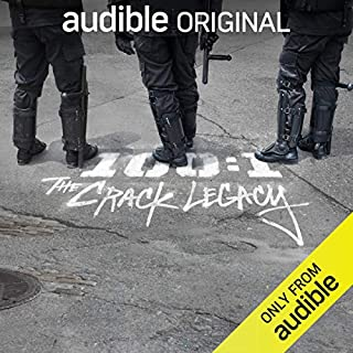 100:1 The Crack Legacy cover art