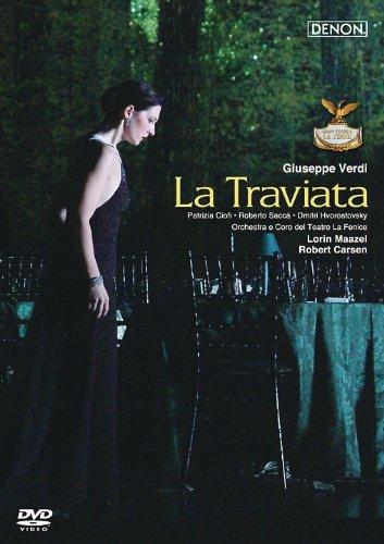 ヴェルディ:歌劇《椿姫》フェニーチェ歌劇場2004年 [DVD]の詳細を見る