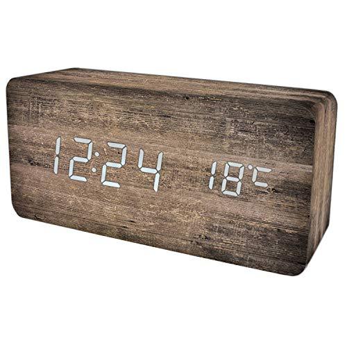 despertador digital madera fabricante Ytong
