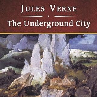 The Underground City audiobook cover art