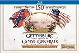 Gettysburg & Gods & Generals [Blu-Ray]