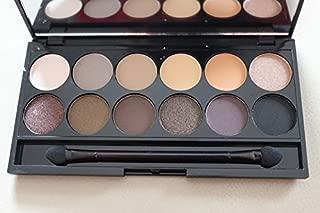 Sleek I-divine Eyeshadow Palette (Au Natural) by Sleek