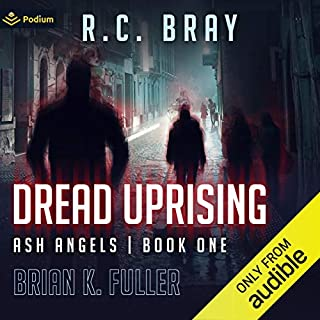 Dread Uprising cover art