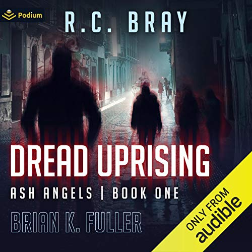 Dread Uprising cover art