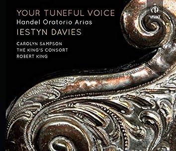 Handel - Your tuneful voice