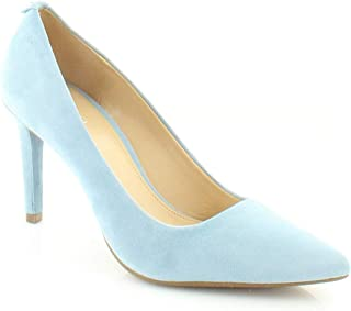 Michael Michael Kors Womens Dorothy Suede Pumps Dress Heels