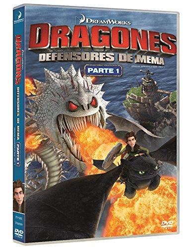 Dragones: Defensores De Mema [DVD]