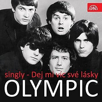 Singly 1965-1968 (Dej mi víc své lásky...)