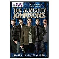 Almighty Johnsons: Season 1 [DVD] [Import]