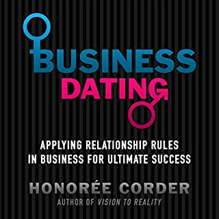 Business Dating audiobook cover art