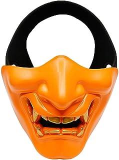 LQH Fête d'Halloween Diablo Prom COS Vert (Couleur : Orange)