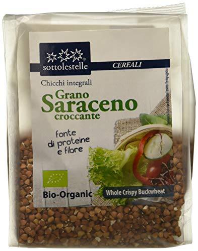 Sottolestelle Grano Saraceno Integrale Croccante - Pacco da 8 x 200 g
