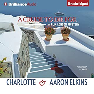 A Cruise to Die For audiobook cover art