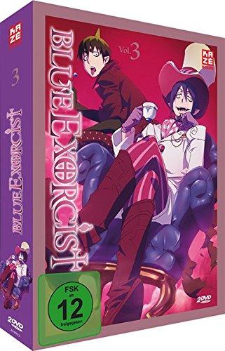 Blue Exorcist - Staffel 1 - Vol. 3 - [DVD]
