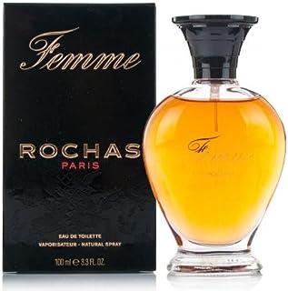 Femme Rochas By Rochas For Women - Eau De Toilette, 100Ml