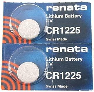CR1225 Renata Watch Batteries 2Pcs
