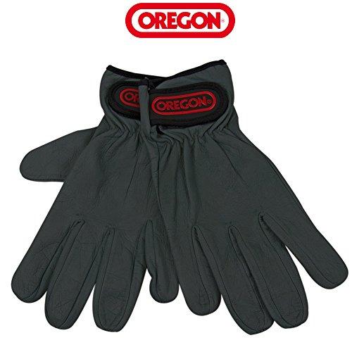 Oregon Arbeitshandschuhe, aus Leder, schwarz, 539170XL