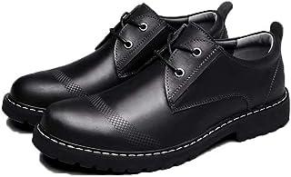 [aemax] レースアップ 革靴 メンズ ビジネスシューズ 紳士靴 カジュアルシューズ メンズシューズ オールシーズン 軽量 クッション性 就活 通勤