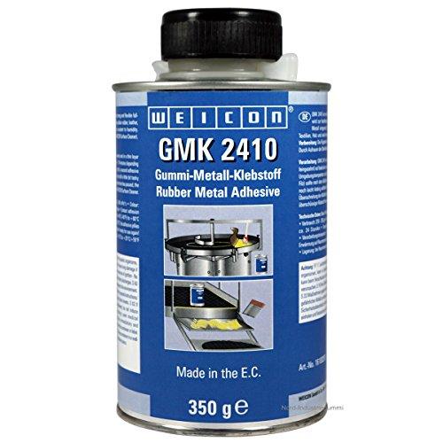 WEICON 350g GMK 2410 Klebstoff für Gummimatten | Gummi-Metall-Klebstoff