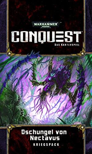 Preisvergleich Produktbild Warhammer 40.000: Conquest Dschungel von Nectavus / Todeswelt 1