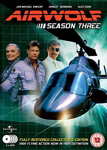 Airwolf - Season 3 (5 DVDs)