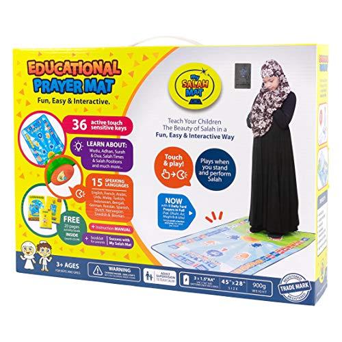 Interactive My Salah Mat