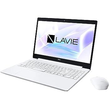 NEC LAVIE Note Standard NS600/RAW カームホワイト - 15.6型ノートパソコン[Ryzen 7 / メモリ 8GB / SSD 256GB / DVDドライブ/Microsoft Office 2019] PC-NS600RAW