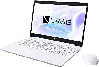 NEC LAVIE Note Standard NS600/RAW カームホワイト - 15.6型ノートパソコン[Ryzen 7 / メモリ 8GB / SSD 256GB / DVDドライブ/Microsoft Office 2019] PC...