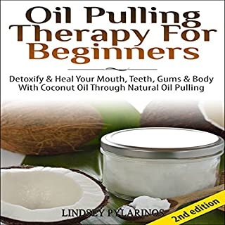 Oil Pulling Therapy for Beginners cover art